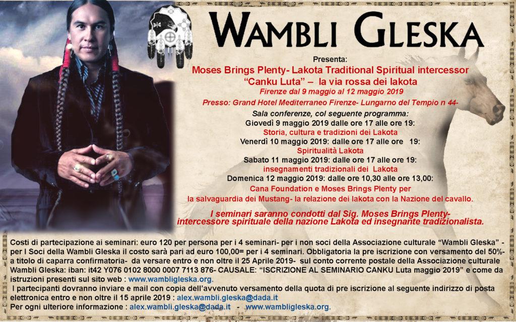 Gloria di Cane a Firenze, 9 maggio 2019